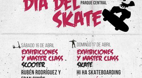 El Skate i la Scooter, protagonistes este cap de setmana al Parc Central de Paterna
