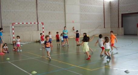 La Escuela de Verano Multideporte de El Puig ofrece horario ampliado y más actividades