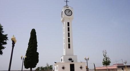 Paterna comienza la Semana de puertas abiertas para contemplar la restauración de la Torre del Reloj de El Calvario