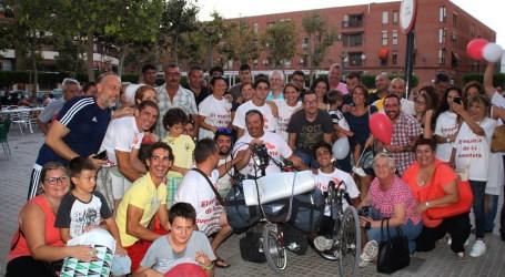 Carlos Sanchís finaliza su tercer viaje