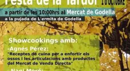 El Mercat de L'Horta a la Taula de Godella celebra la tardor