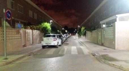 Xirivella renueva su alumbrado público con tecnología Led