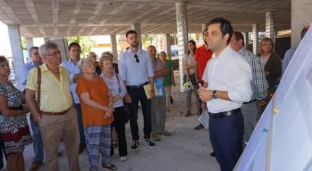 Santa Rita de Paterna tendrá centro cívico dentro de un año