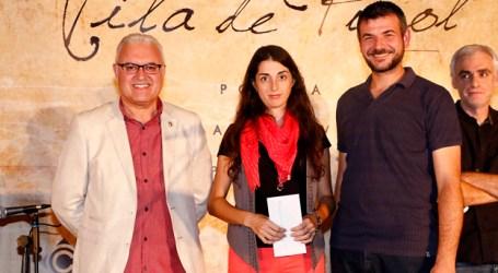 Carolina Valls, primer premio del XXXI Concurso de Pintura Vila de Puçol