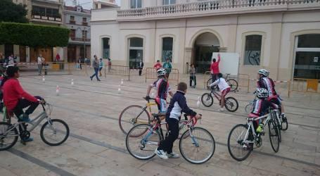 Alfafar fomenta el uso de la bicicleta en la población