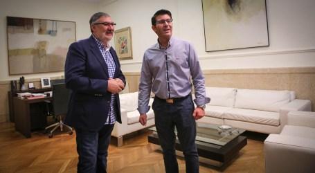 La Diputación ayudará a Vinalesa a tener un campo de fútbol de césped artificial