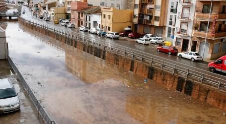 Aviso especial de Emergencias por la llegada de intensas precipitaciones