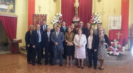 El Barrio Orba celebra la festividad del Cristo de los Desamparados
