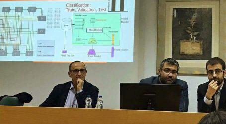 La Diputación expone la iniciativa SmartGov en la Universitat de València