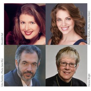 Handel's Messiah concert soloists