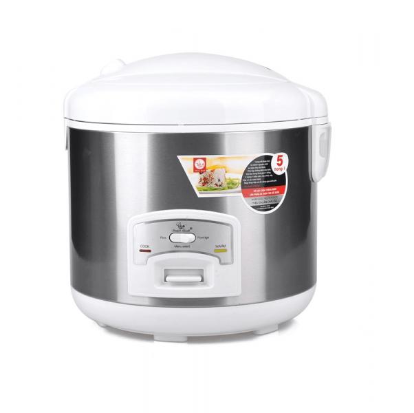 Nồi cơm điện Smartcook đa năng EL-7167 1,8L giúp bạn sáng tạo hơn nữa