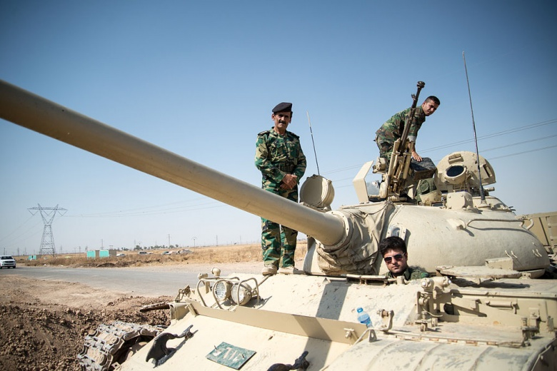 EXPERTO MILITAR ADVIERTE QUE LA OFENSIVA DE EEUU CONTRA ISIS EN MOSUL SE CONVERTIRÁ EN UNA CATÁSTROFE