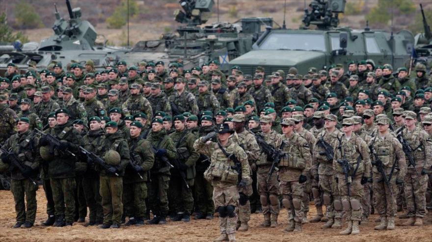 """LA OTAN REFUERZA TÍMIDAMENTE LAS FRONTERAS RUSAS EN EUROPA POR """"TEMOR A UNA AGRESIÓN DE MOSCÚ"""""""