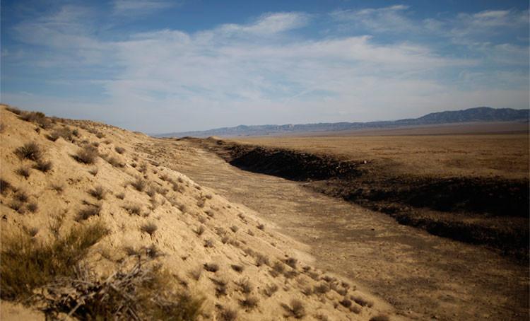UN NUEVO HALLAZGO GEOLÓGICO REVELA MAYOR DE PELIGRO SE SUPERTERREMOTO EN CALIFORNIA
