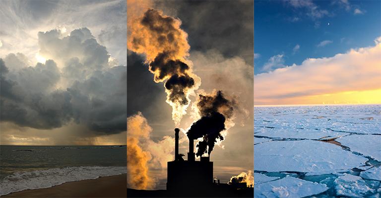 CONDICIONES CLIMATOLÓGICAS EXTRAÑAS EMPUJAN AL MUNDO A UN TERRITORIO DESCONOCIDO