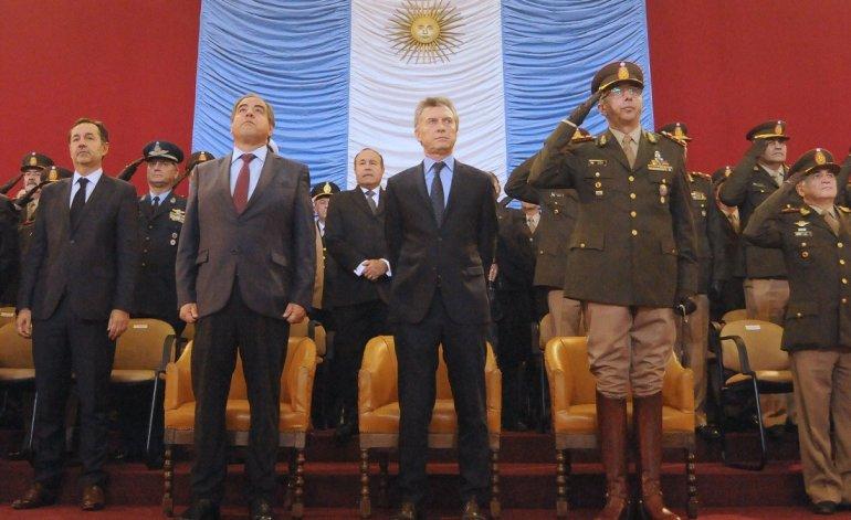 MACRI REALIZA EL MAYOR PEDIDO DE ARMAS A EEUU DESDE LA GUERRA DE LAS MALVINAS