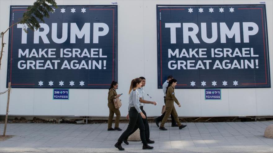 EEUU AMENAZA CON REPRESALIAS A TODOS LOS QUE INTENTEN AISLAR A ISRAEL