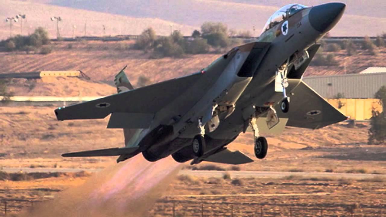 ISRAEL LANZA OTRO ATAQUE AÉREO CONTRA UNA INSTALACIÓN MILITAR SIRIA