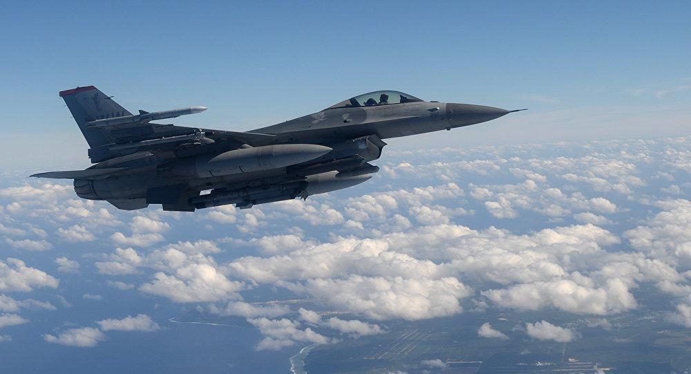 HACEN PÚBLICO VIDEO EN QUE UN F-16 SE ACERCA AL AVIÓN DEL MINISTRO DE DEFENSA RUSO