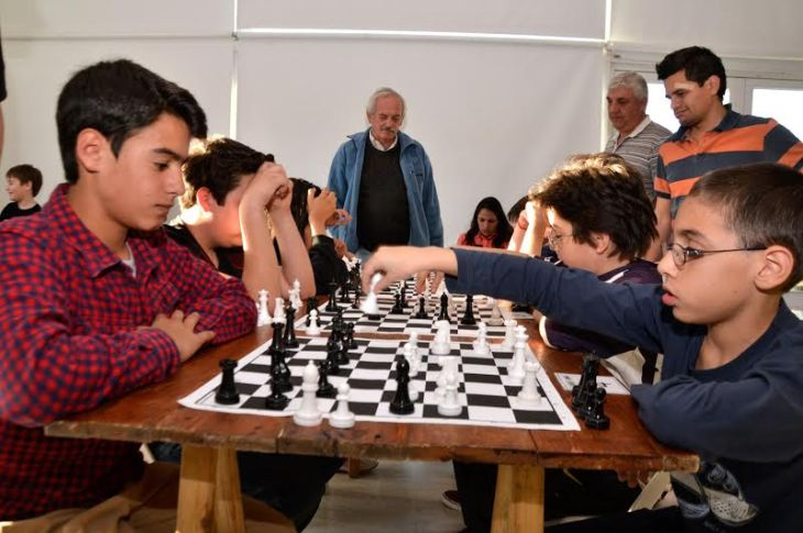 Tres torneos que engalana al ajedrez de Sierras Chicas 9