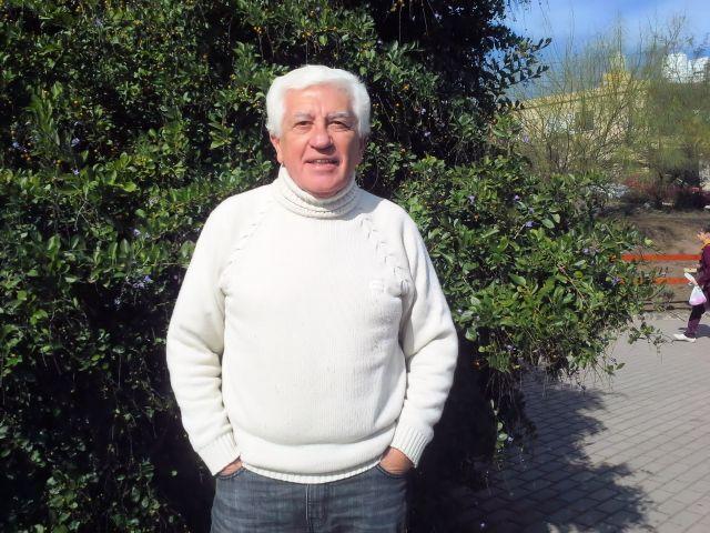 """""""Los Cuatro de Córdoba somos una gran familia de amigos"""", contó Albornoz."""