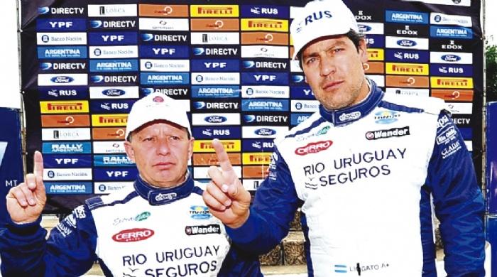 Una nueva tragedia en el rally argentino 11