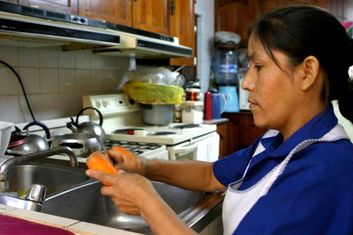 empleadas domesticas