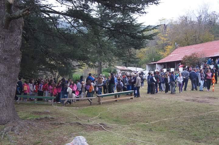 Reinauguró tradicional campamento de Unquillo 7