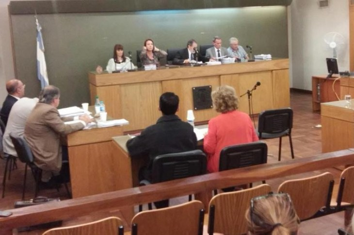 """Homicidio culposo"" sentenció la Justicia 14"