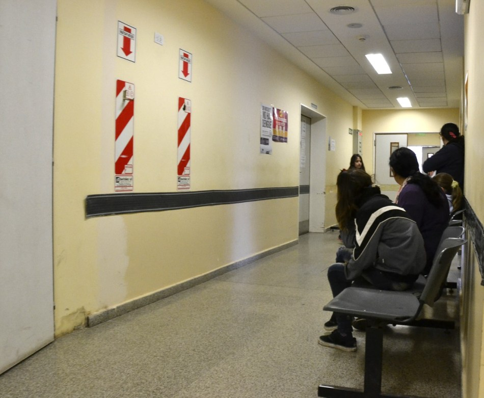 espera hospital