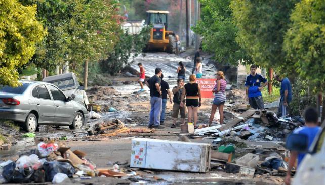 Citan a indagatoria a ingeniero que estafó a inundados de Mendiolaza 9