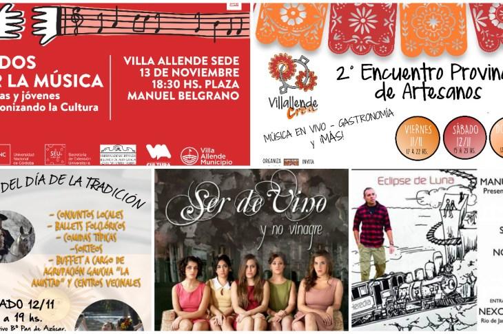 Fin de semana en Villa Allende 11