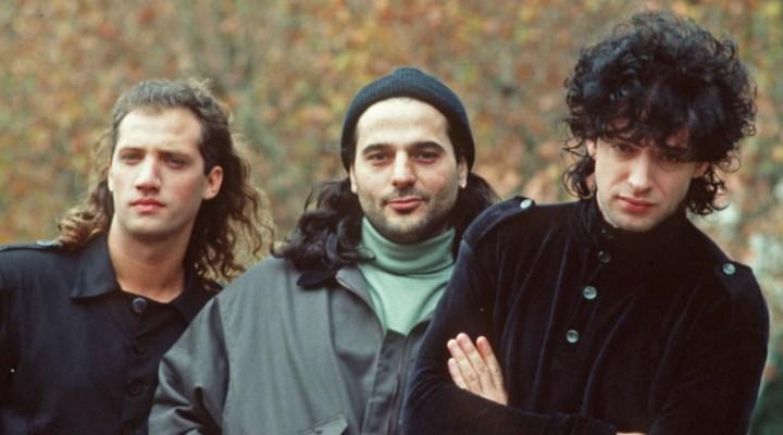 zzzznacg2 NOTICIAS ARGENTINAS BAIRES, FEBRERO 21: La mítica banda del rock nacional Soda Stereo podría volver a reunirse en mayo próximo, tras diez años de separación. Foto NA: DIARIO POPULARzzzz