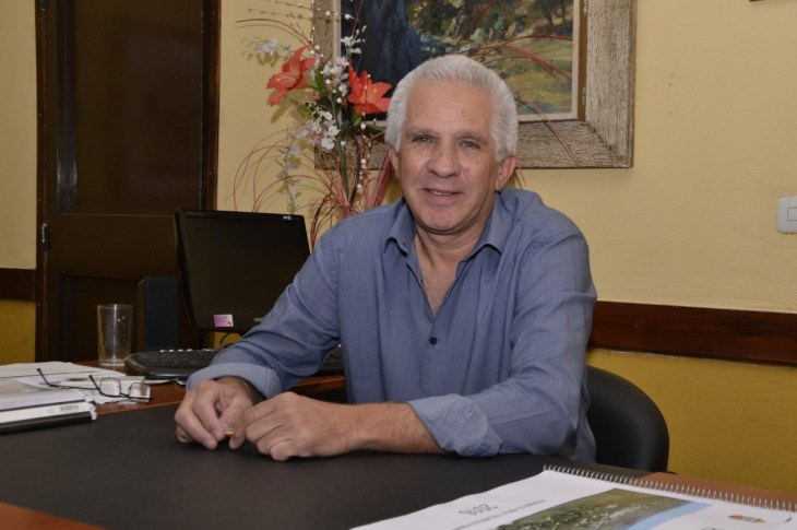 """Omar Albanese: """"Vamos a empezar a trabajar nosotros y el que se quiera acoplar lo puede hacer"""" 1"""