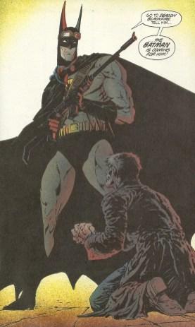 batman w- rifle