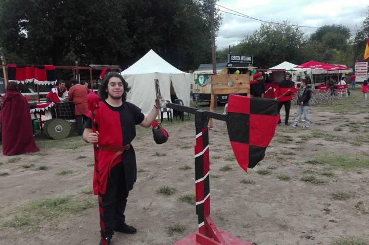 San Patricio polémico: Mendiolaza se tiñó de verde 2