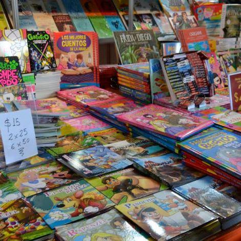Feria del Libro La Granja