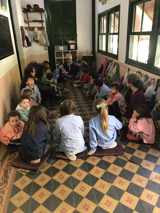 """""""La Serrana"""", escuela con proyecto propio 3"""