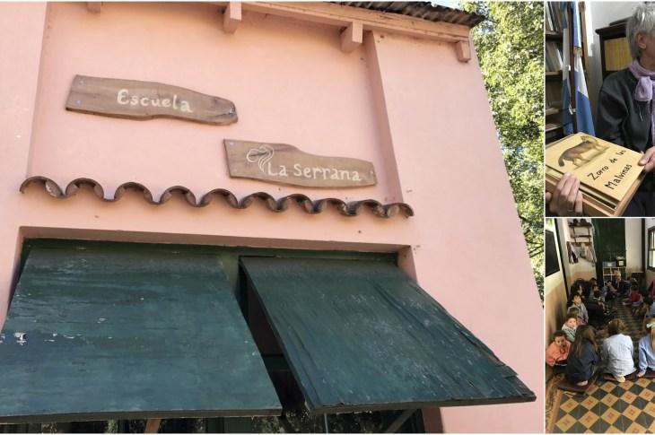 """""""La Serrana"""", escuela con proyecto propio 5"""