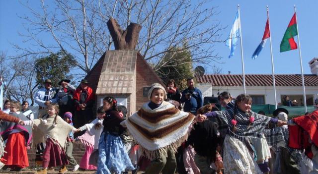 Los 87 días de San Martín en Saldán 4