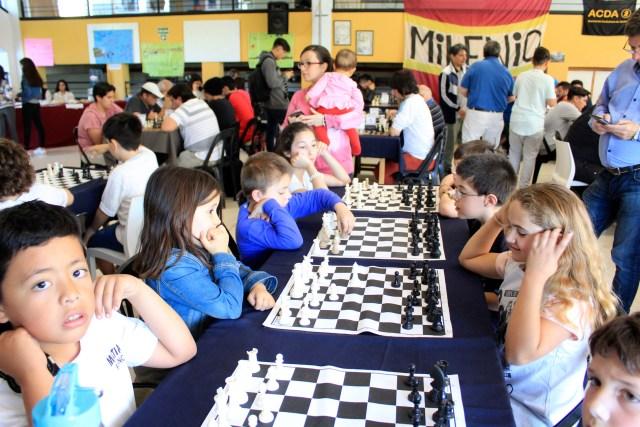 Una fiesta del ajedrez que crece todos los años 1