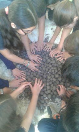 Eco-niños por las Sierras Chicas 1