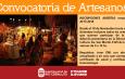 Convocatoria de artesanos para la feria en Río Ceballos