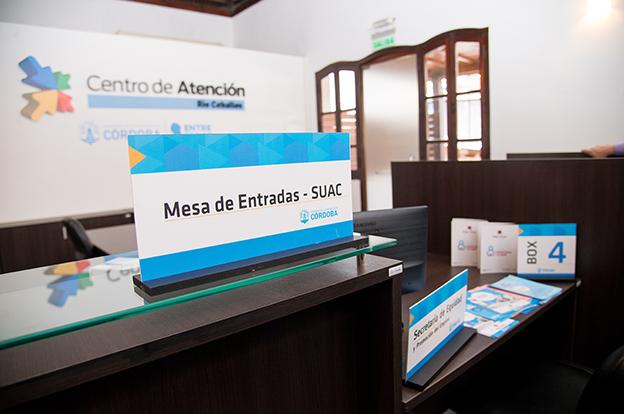 Nueva Oficina de Atención al Ciudadano en Río Ceballos 1