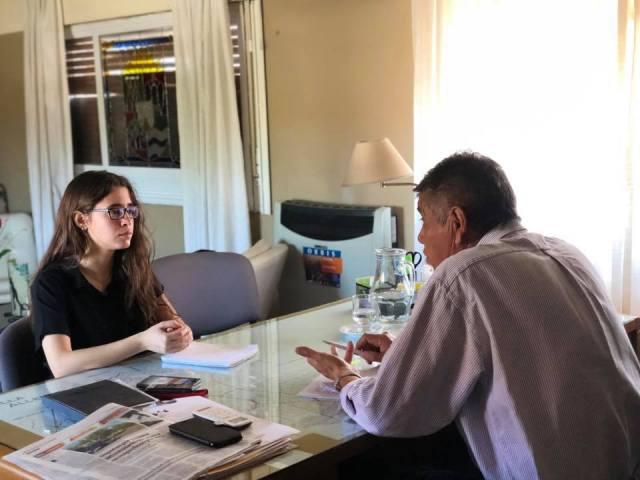 "Eduardo Romero: ""mi objetivo es seguir trabajando para Villa Allende"" 2"