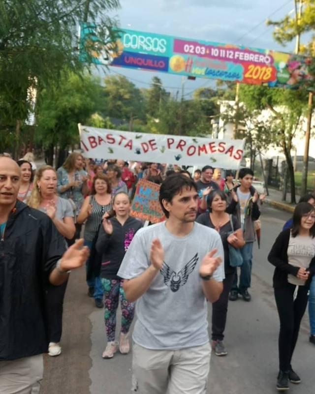 Escuela Especial Luis Morzone: histórico abandono 10