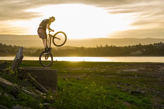 """Maik Sacco: """"cualquiera que se anime a subirse a la bicicleta y empezar de cero ya está haciendo trial"""" 4"""