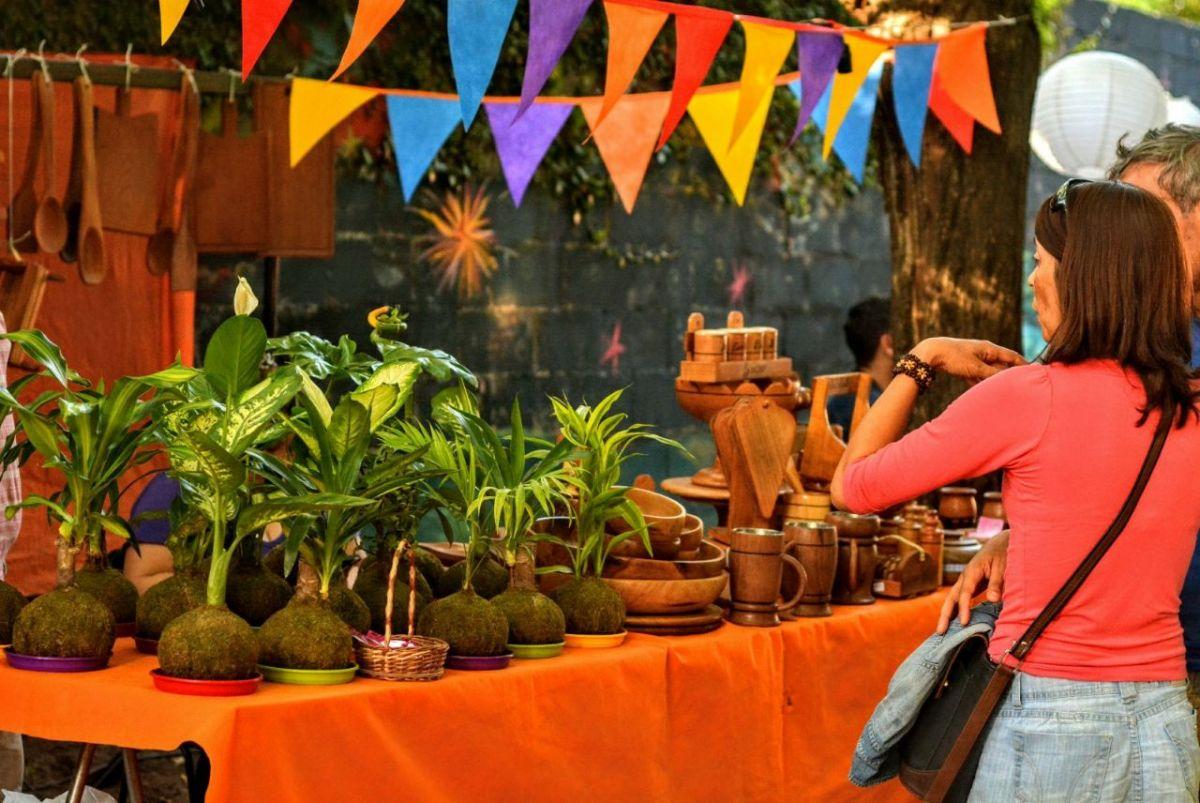 Comienza una nueva edición de la Feria Emprendedora de Río Ceballos