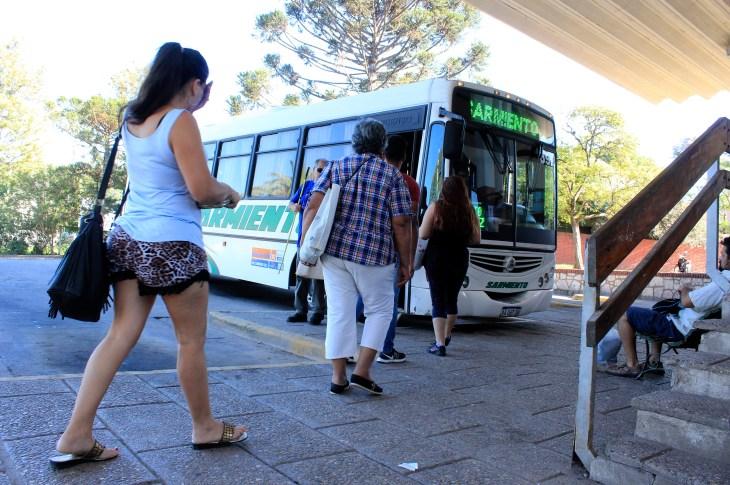 Habrá transporte interurbano gratuito para poder ir a votar 9