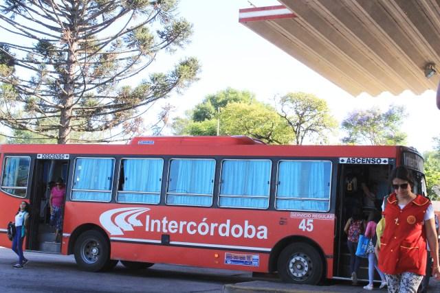 El 2018 del transporte público en Sierras Chicas 1